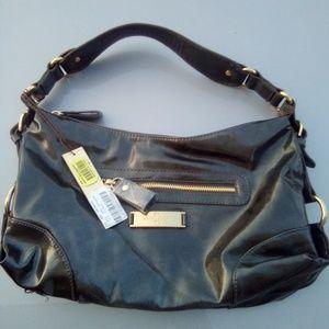Kate Landry NWT black.shoulder bag